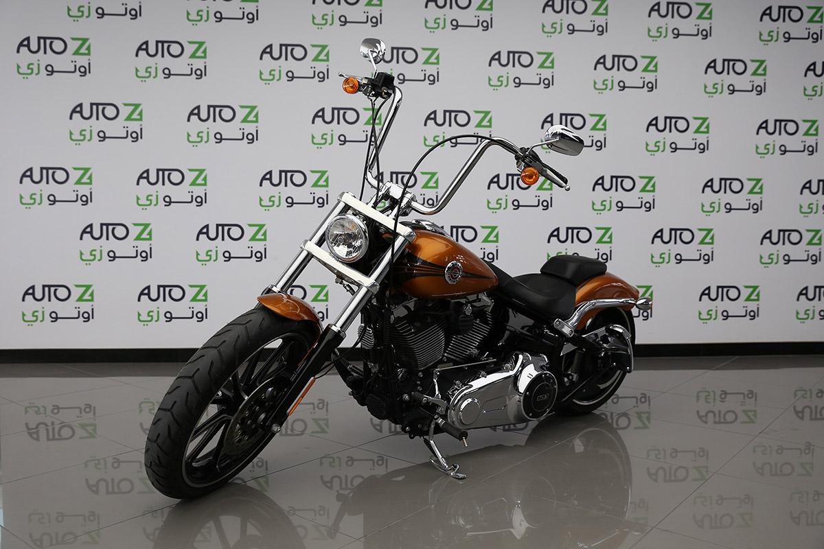 Harley-Davidson Breakout   Bronze Color