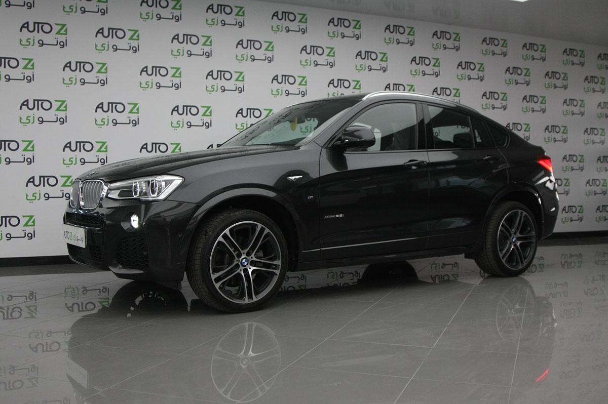 BMW X4 | Black Color