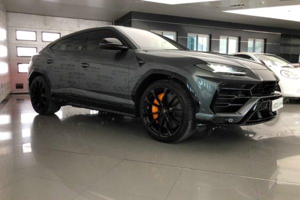 2019 Lamborghini Urus Autoz Qatar
