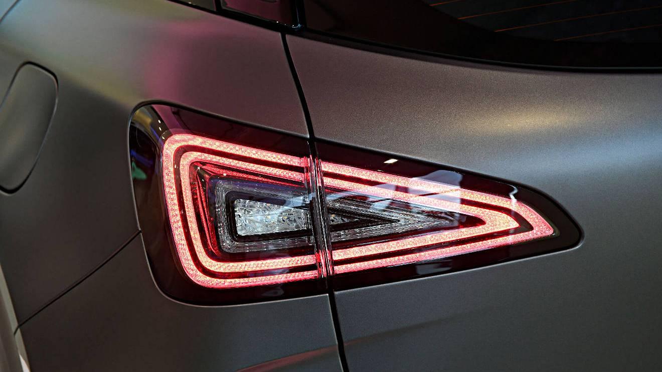 Rückleuchte des Hyundai Nexo