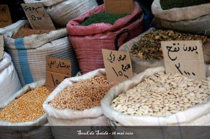 dans le souk de Saïda - l'autre ailleurs au Liban, une autre idée du voyage