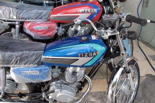motos à Shiraz - l'autre ailleurs en Iran, une autre idée du voyage