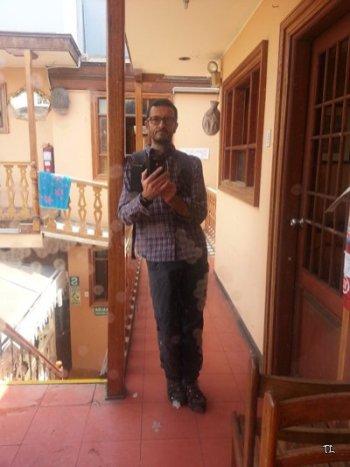 dans mon magnifique hôtel de Lima
