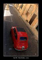Fiat 500 à Noto