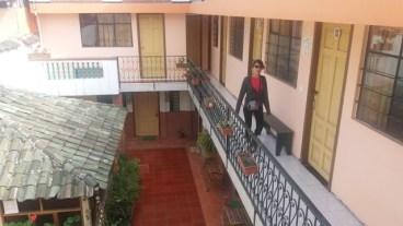 notre deuxième hôtel (el rincon del turista)