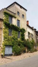 Najac - centre village