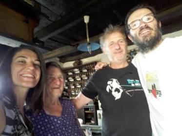 Un belle rencontre avec Henri Dardé et Simone sa maman
