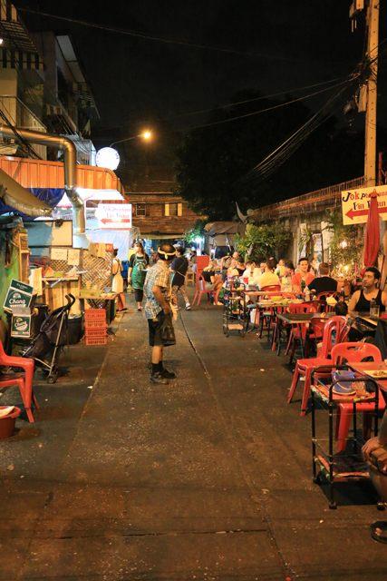 rue des restaurants
