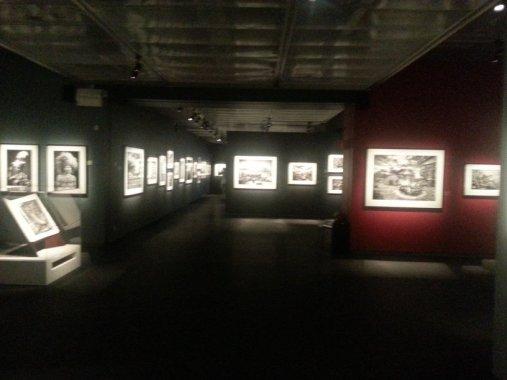 exposition Sebastiao Salgado au musée de la photographie