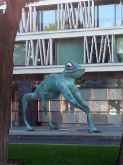Balèze le Kermit