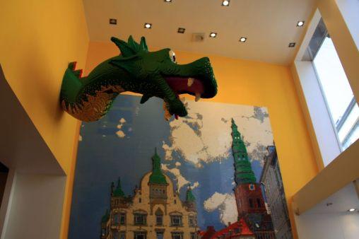 dragon chez Légo