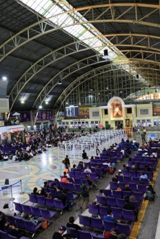 hall de la gare de Bangkok - l'autre ailleurs en Thaïlande, une autre idée du voyage