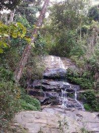 un des cascades de Huai Kaeo