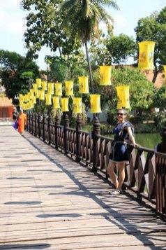 Wat Traphang Thong Lang, le temple proche de la cité antique de Sukhothaï