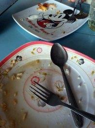 déjeuner avec Mickey à Ayyuthaya
