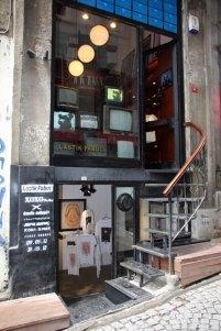 quartier Taxim à Istanbul
