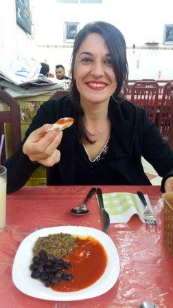 dîner à Pasta Casa