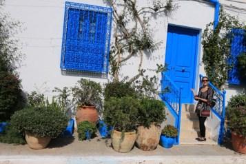 venez dans ma maison (Sidi Bou Saïd)