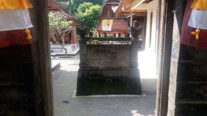 le balé (maison) de Rana à Keliki