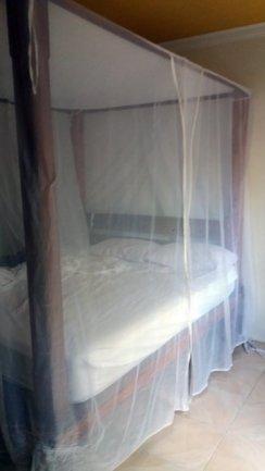 ma chambre à Gili Air, ça fait envie ? oui je sais mais c'est 16€ la nuit