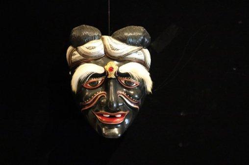 Musée des masques et de la marionnette de Ubud (Setia Darma House)
