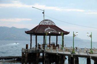 Embarcadère de Gili Air