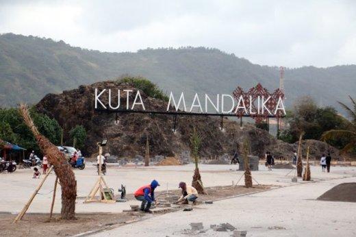 Kuta Lombok (en travaux)