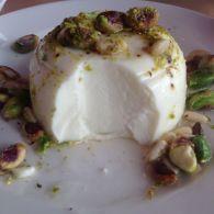 Mouhalabia (flan à la fleur d'oranger - dessert libanais)