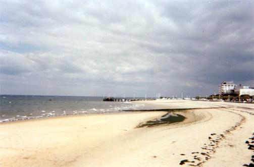 Arcachon (mai 1991)