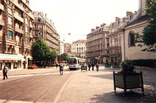 Grenoble (mai 1991)