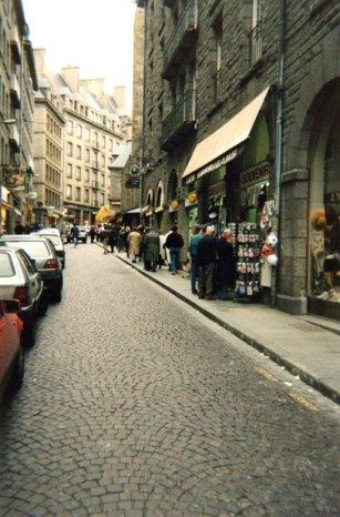 Saint Malo (mai 1991)