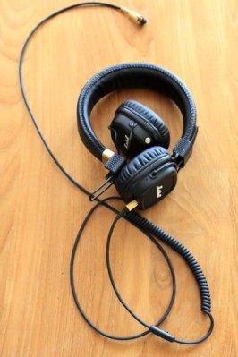 Casque Audio Marshall Major Bluetooth Black