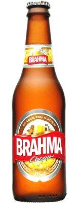 La bière Brahma (Brésil)