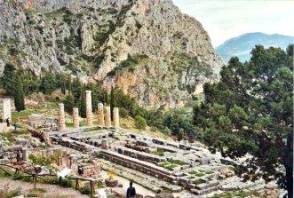 Delphes (RDV n°5 - Mes voyages avant...Internet...suite et fin)