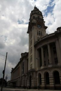 Gare de la Luz Gare ferroviaire