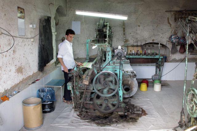 machine à tisser