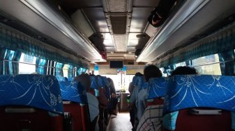le bus - L'autre ailleurs au Cambodge