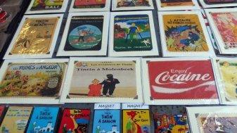 drôle de Tintin :O à Siem Reap - L'autre ailleurs au Cambodge