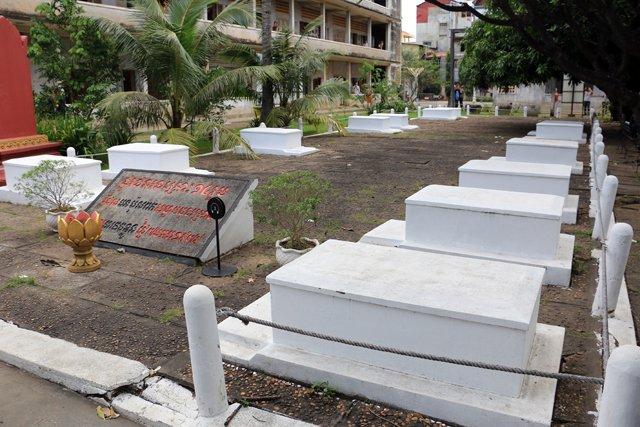 Tuol Sleng le musée du génocide - L'autre ailleurs au Cambodge