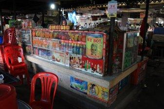 Battambang, au marché - L'autre ailleurs au Cambodge