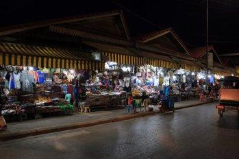 le vieux marché de nuit à Siem Reap - L'autre ailleurs au Cambodge