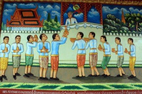 Wat Promn Rath à Siem Reap - L'autre ailleurs au Cambodge