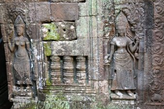 les temples d'Angkor - le Bayon