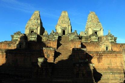 les temples d'Angkor - East Mebon