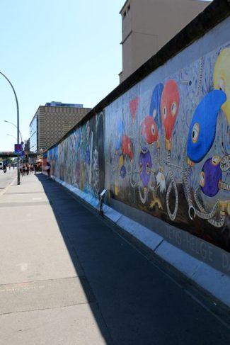 Vestiges du mur de Berlin (http://www.autre-ailleurs.fr)