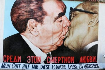 Vestige du mur de Berlin (http://www.autre-ailleurs.fr)