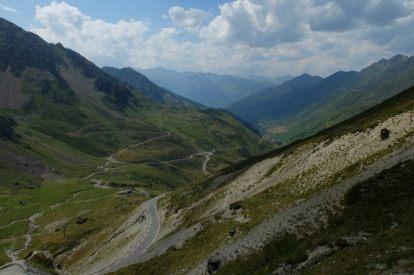 Les lacets du Tourmalet (moto road trip) - l'autre ailleurs, une autre idée du voyage