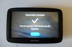 Importation de la carte terminée (GPS Tomtom) - l'autre ailleurs, une autre idée du voyage