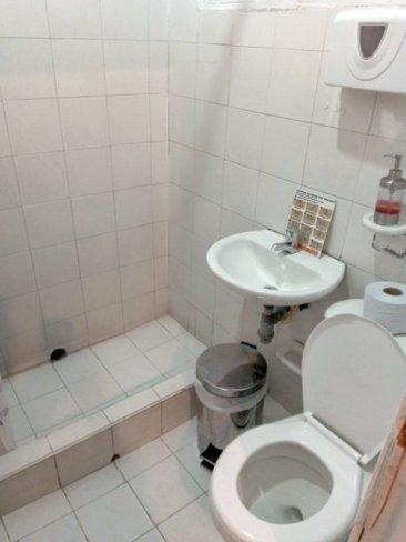 toilettes dans ma chambre - Iku Hostel Backpackers à Bogotá