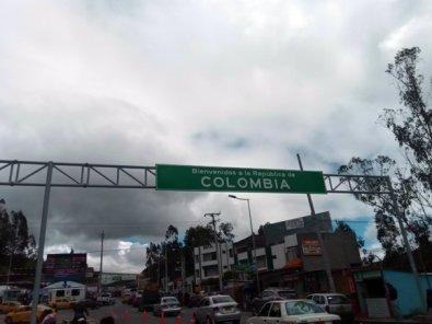 bienvenue en Colombie, la frontière avec l'Equateur - l'autre ailleurs en Colombie, une autre idée du voyage